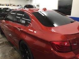 BMW Tinted